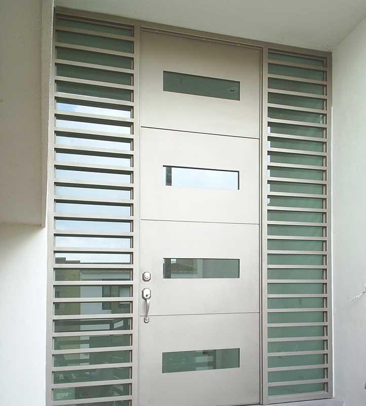 Puertas de herreria y forja todo para puertas automaticas for Puertas de herreria para interiores